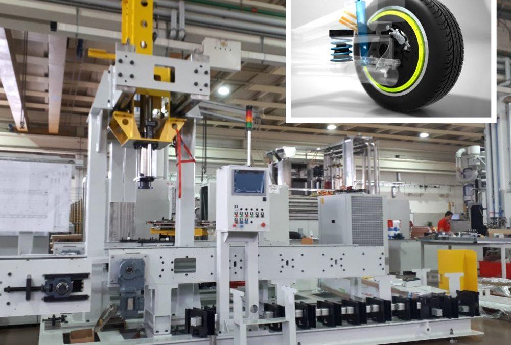 Montaż silników elektrycznych z wykorzystaniem nagrzewania indukcyjnego